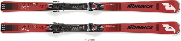 Nordica Dobermann Spitfire Pro Fdt