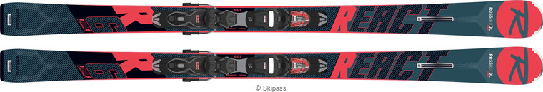 Rossignol React R6 Compact F Xpress 11 Gw B83