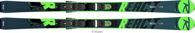 Rossignol React R4 Sport Ca Xpress 10 B83
