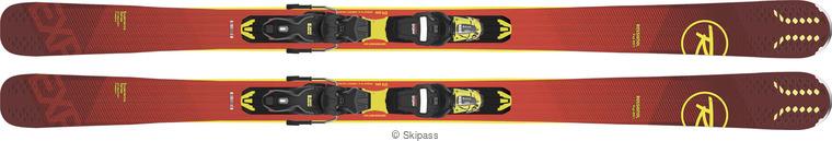 Rossignol Experience 80ci F Xpress 11 Gw B83 (Smu Fr)