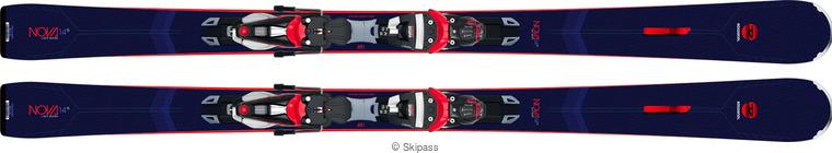 Rossignol Nova 14 Ti Nx 12 Konect Gw B80