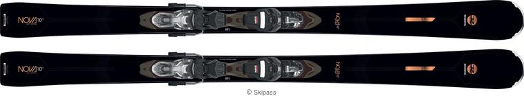 Rossignol Nova 10 Ti Xpress W 11 Gw B83