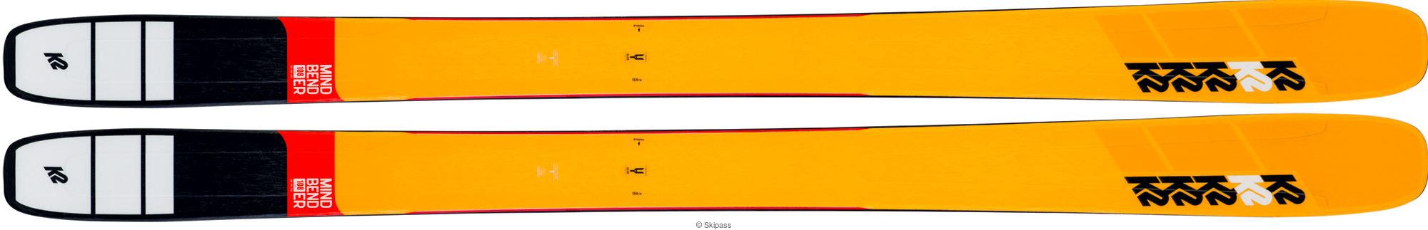 K2 Mindbender 108 Ti