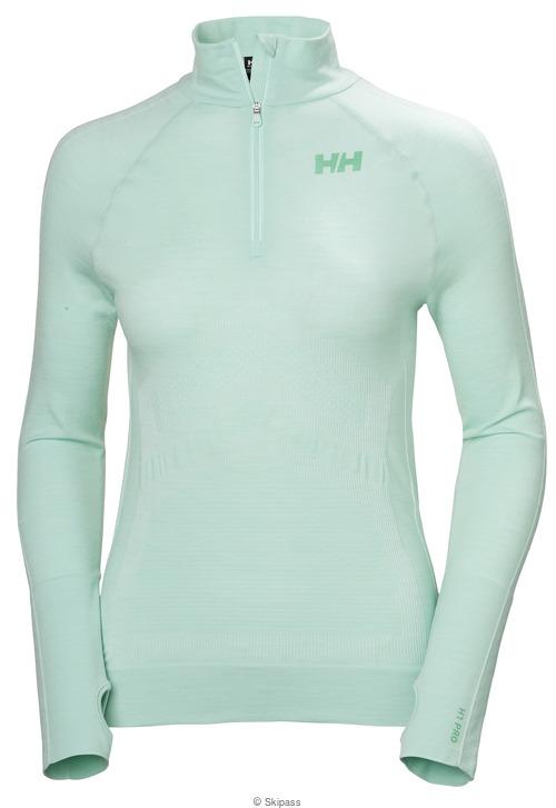 Helly Hansen H1 pro lifa seamless 1/2 zip