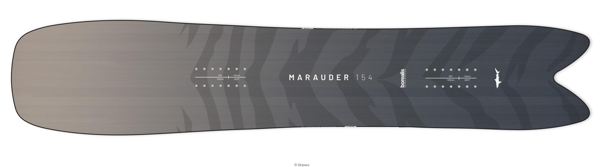 Borealis MARAUDER