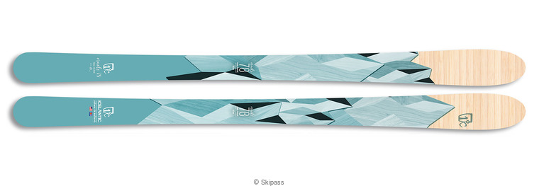 Icelantic Oracle 78