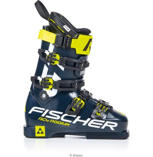 Fischer Rc4 Podium Gt 130 Vacuum