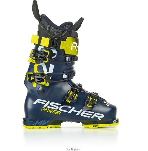 Fischer Ranger 120 Gripwalk Dyn