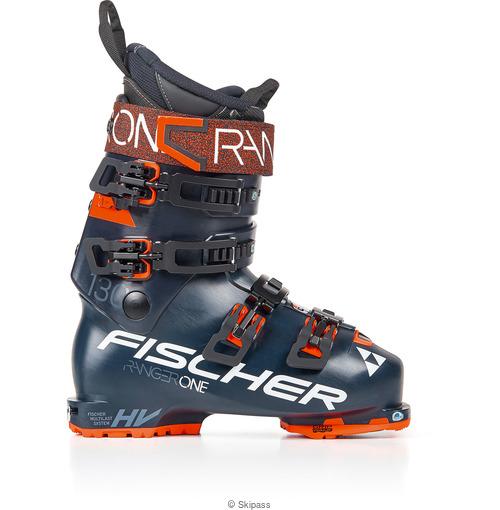 Fischer Ranger One 130 Vacuum Gripwalk Dyn