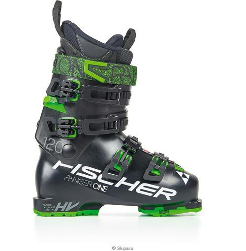 Fischer Ranger One 120 Vacuum Gripwalk