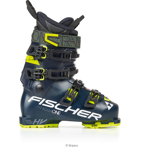 Fischer Ranger One 110 Vacuum Gripwalk