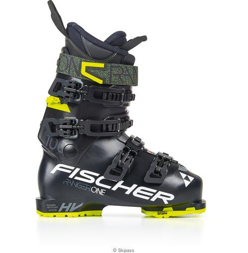 Fischer Ranger One 100 Vacuum Gripwalk
