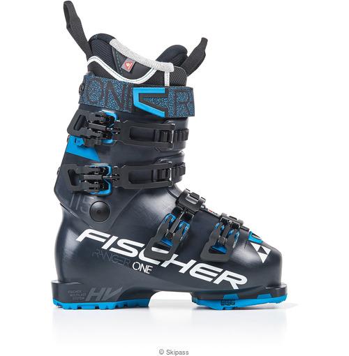 Fischer Ranger One 115 Ws Vacuum Gripwalk