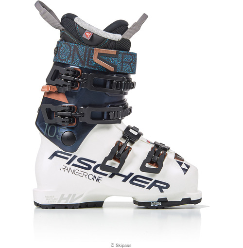 Fischer Ranger One 105 Ws Vacuum Gripwalk