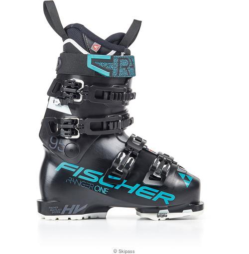 Fischer Ranger One 95 Ws Vacuum Gripwalk