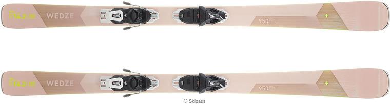 Wedze Cross 950+ w