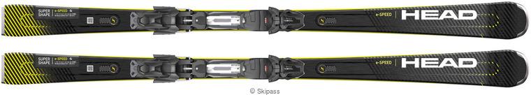 Head Supershape e-Speed SW SF-PR