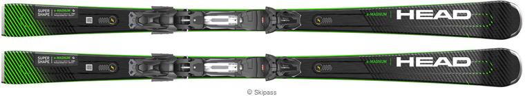 Head Supershape e-Magnum SW SF-PR