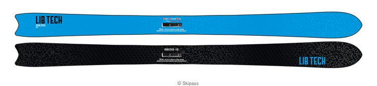 Lib Tech Kook Stick