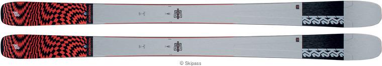 K2 Mindbender 90 Ti