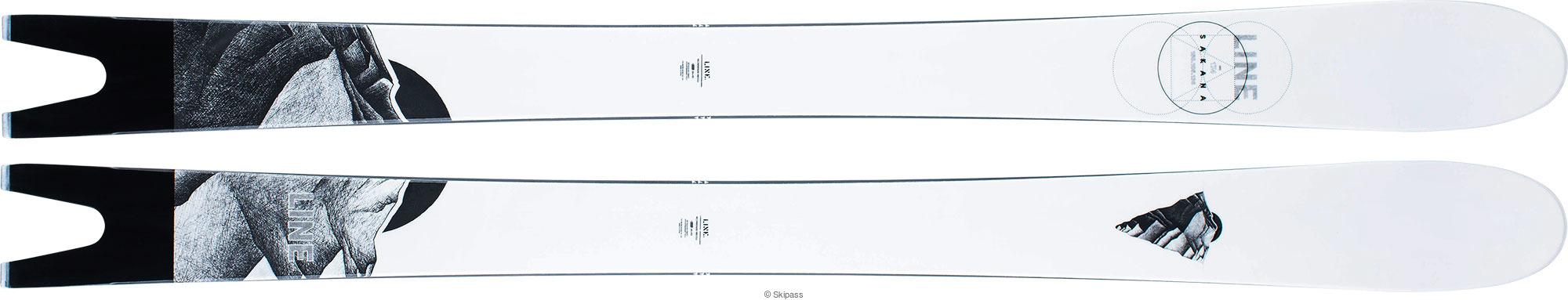 Line Sakana
