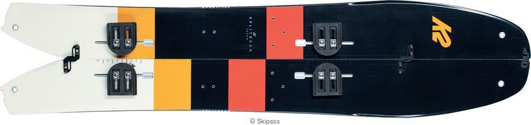 K2 Split Bean (SplitBoard)