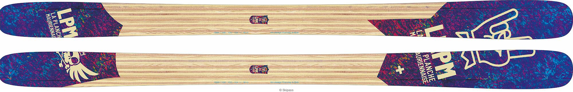 La Planche Mauriennaise Le 105