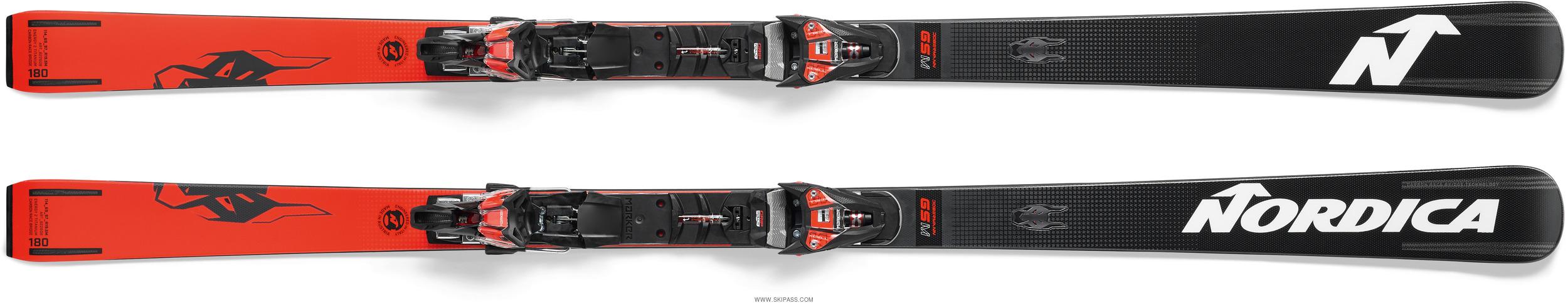 Nordica Dobermann GSM RB Piston