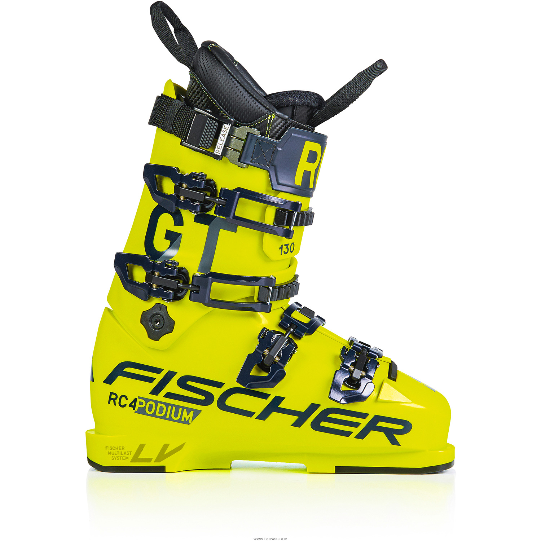 Fischer Rc4 podium gt 130 vff