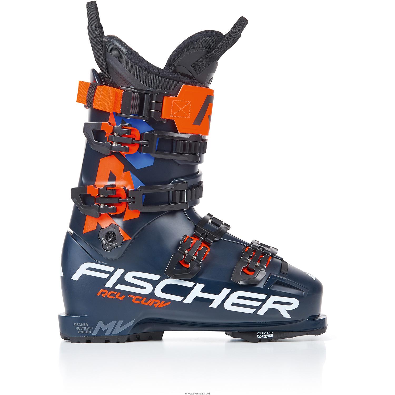 Fischer Rc4 the curv 130 vacuum walk