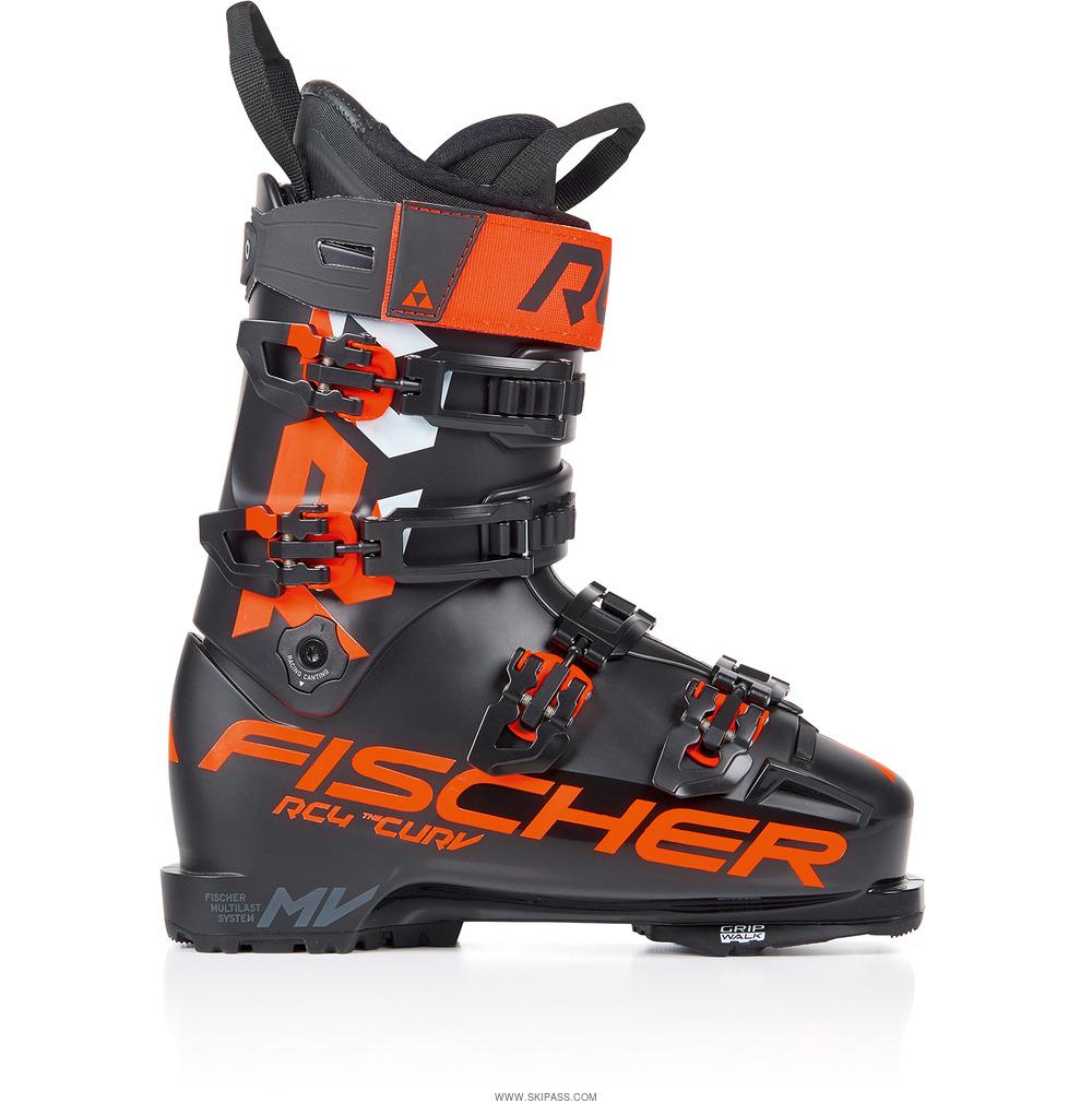 Fischer Rc4 the curv 120 vacuum walk