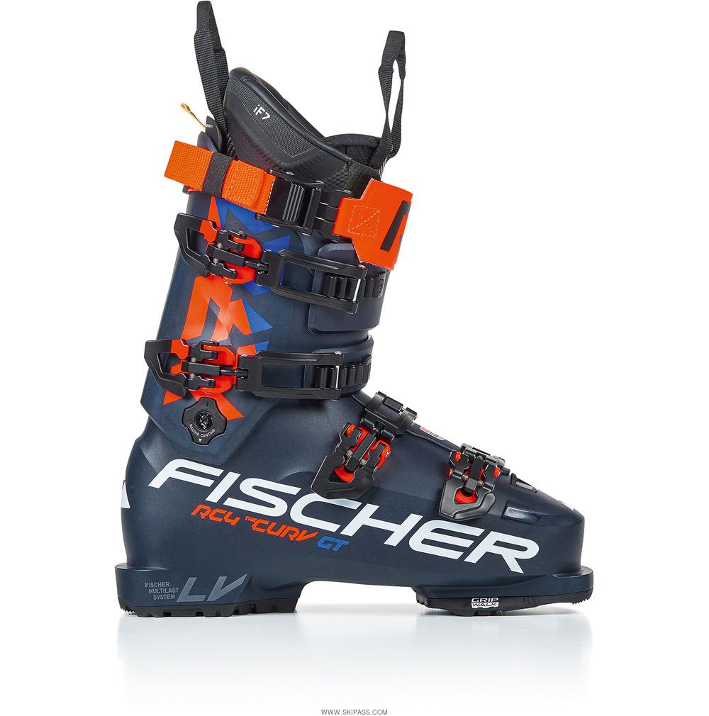 Fischer Rc4 the curv gt 130 vacuum walk