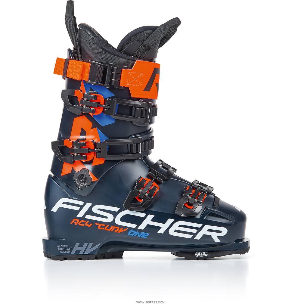 Fischer Rc4 the curv one 130 vacuum walk