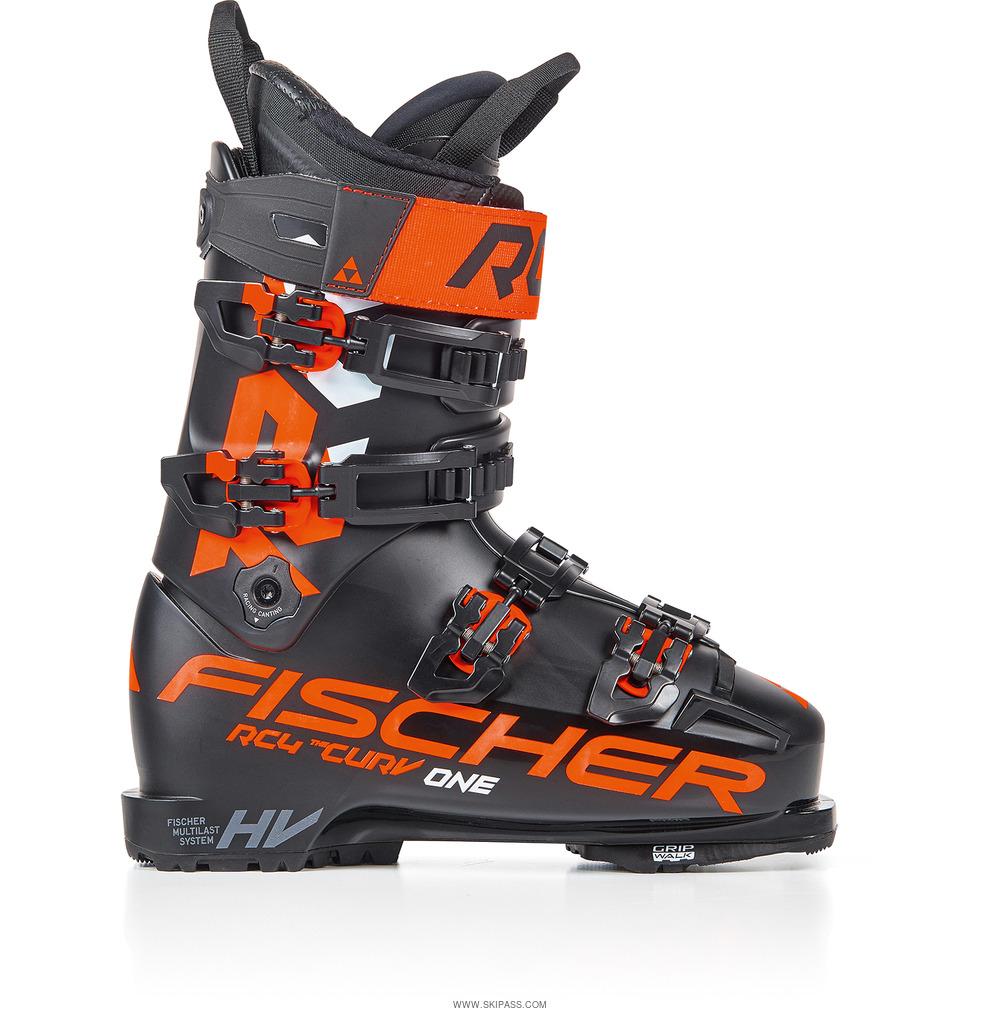 Fischer Rc4 the curv one 120 vacuum walk