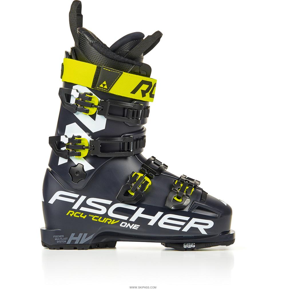 Fischer Rc4 the curv one 110 vacuum walk
