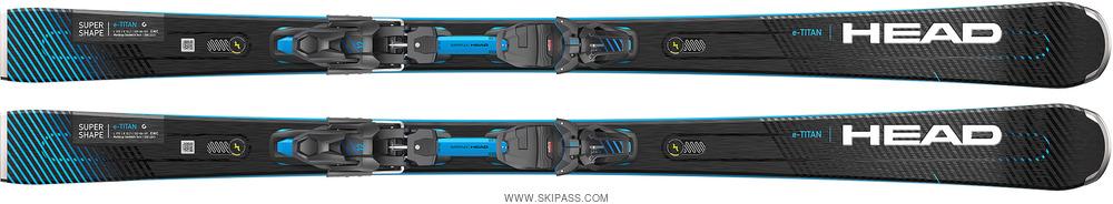 Head Supershape e-Titan