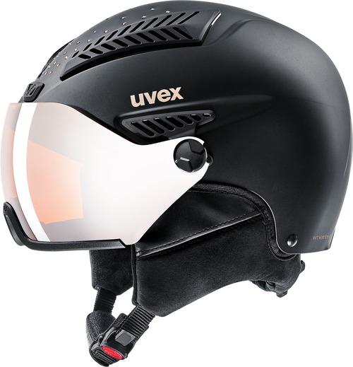 Uvex hlmt 600 visor WE glamour
