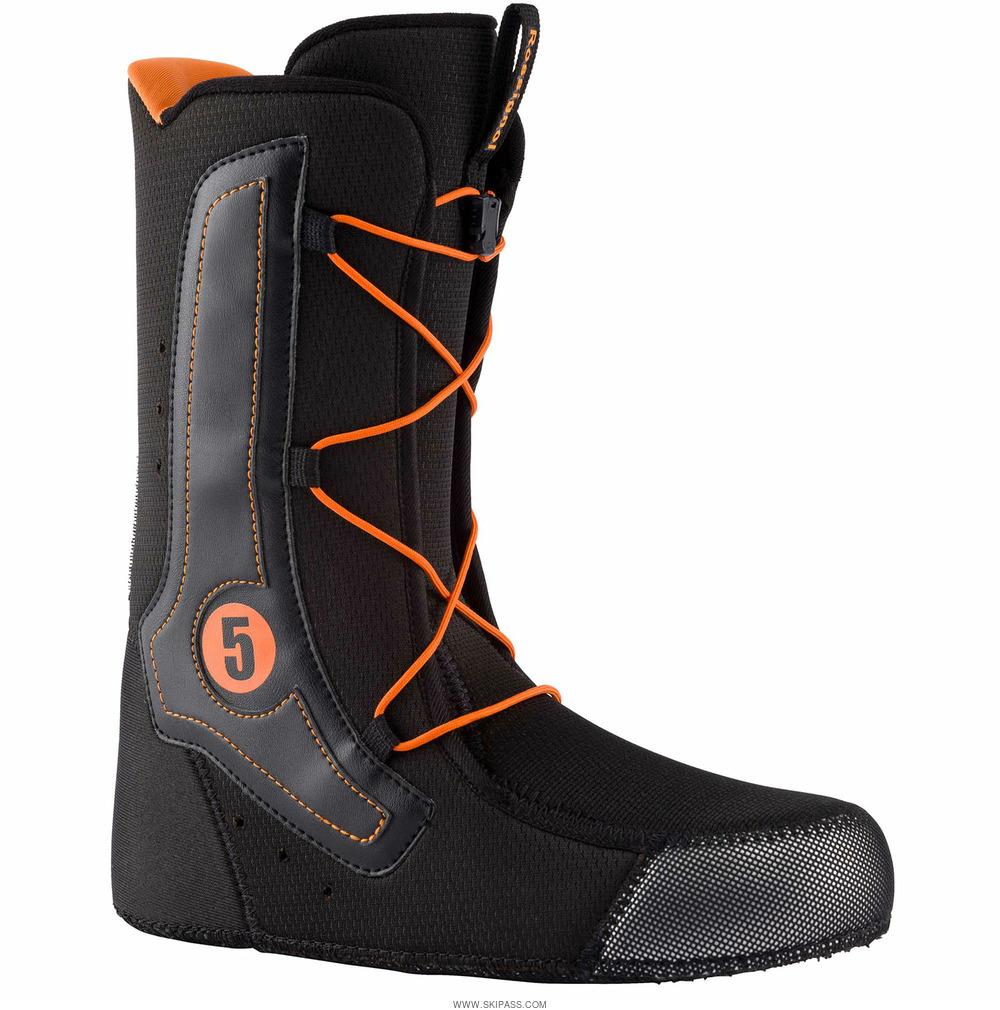 Rossignol Crank boa h3 black/orange