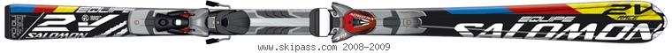 Salomon Equipe 2V Race