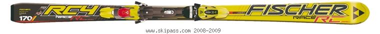 Fischer RC4 Race RC PRO Railflex SP