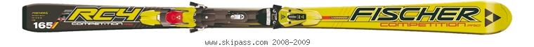 Fischer RC4 Competition PRO Railflex SP