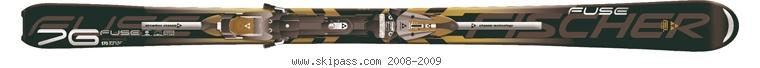 Fischer Fuse 76 Railflex SP