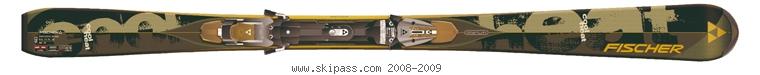 Fischer Cool Heat Railflex SP