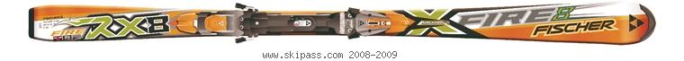 Fischer RX 8 FIRE Railflex SP