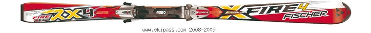 Fischer RX 4 FIRE Railflex SP