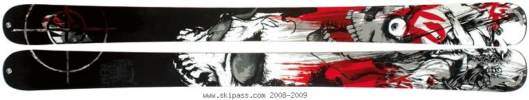 K2 Hellbent 2009