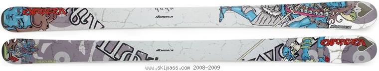 Nordica Enforcer 2009