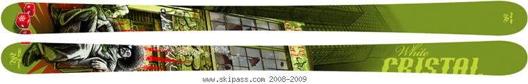 PK 2009 White Cristal PK
