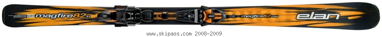 Elan Magfire 82ti Fusion