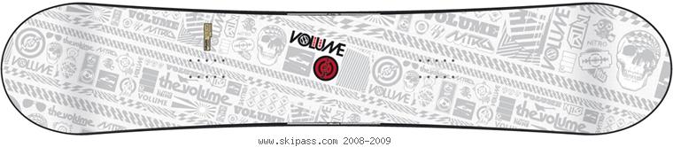 Nitro volume wide